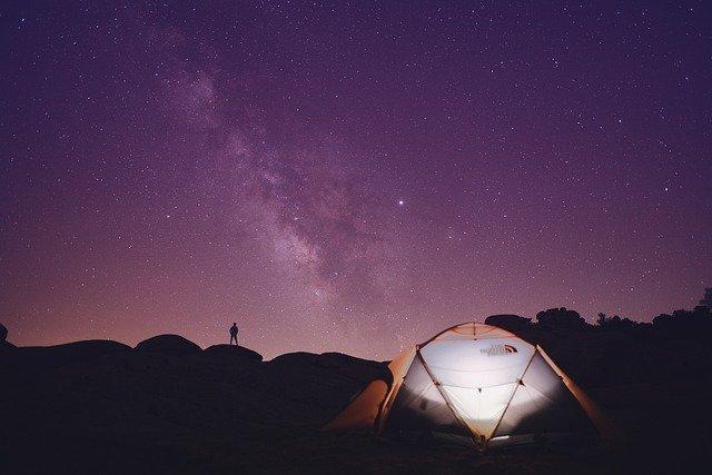 šatori kamp